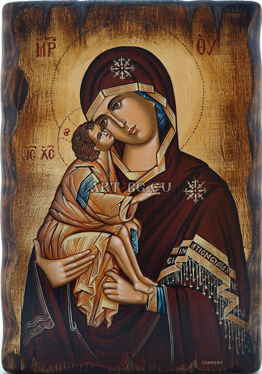 Икона на Света Богородица Владимировска