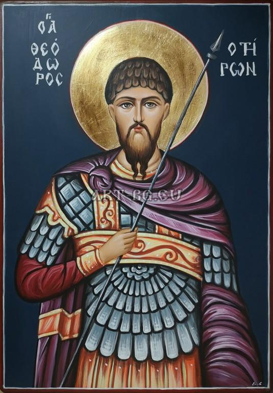 Икона на Свети Тодор