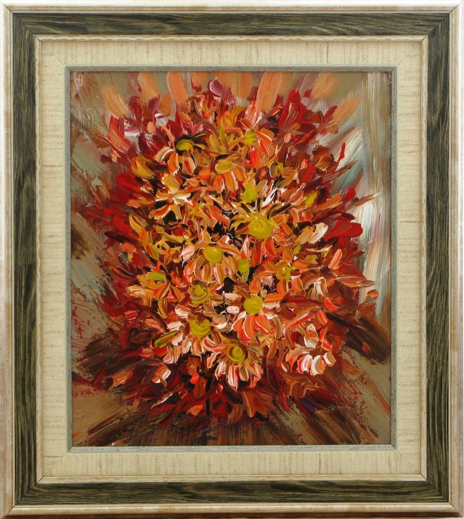 Червени цветя A0027